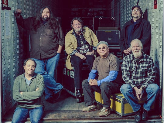 Widespread Panic will plays two Jackson shows in April.