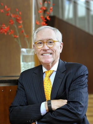 """Ron Samuels, vice chairman of Pinnacle Financial Partners, has been named """"Nashvillian of the Year"""" by Easterseals Tennessee."""