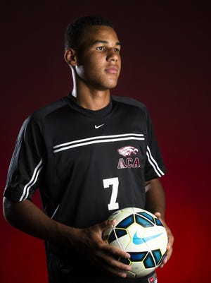 Alabama Christian's J.J. Williams has played in the U.S. Youth Soccer Olympic Development program in Verona, Italy, and has verbally committed to Kentucky.