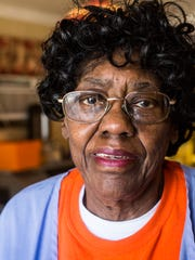 Daisy Miller, 80, has owned the Orange Mound Grill since 1973. Miller began cooking there in 1959 when her uncle fired the cook for not showing up for work.