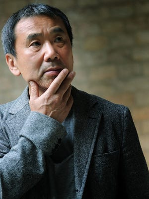 Author Haruki Murakami, shown in 2011, is favored to win the Nobel Prize in Literature, according to oddsmakers.