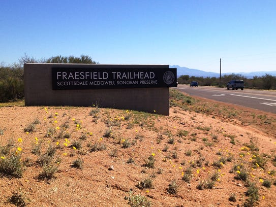 Fraesfield Mountain.