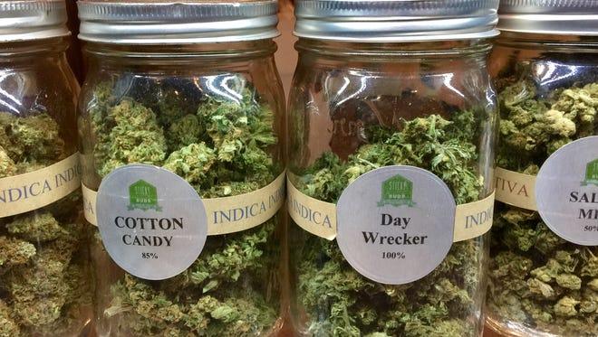 Legal marijuana of