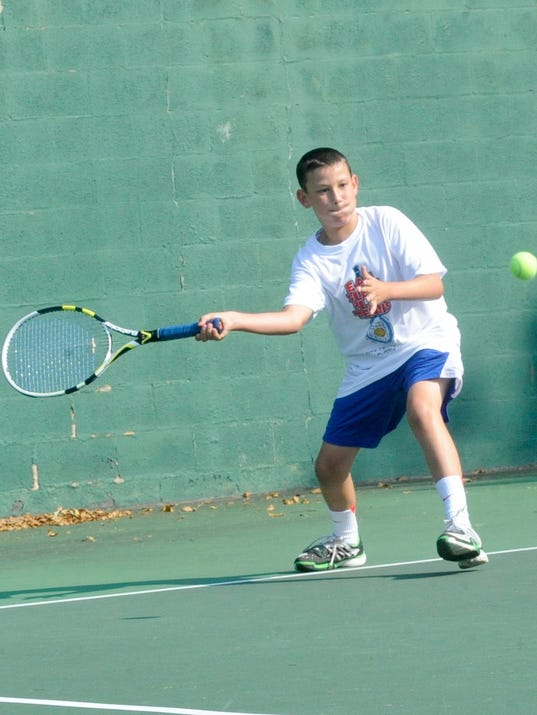 Junior tennis main 0731