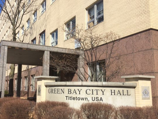 Green Bay City Hall, 100 N. Jefferson Street, Green Bay.