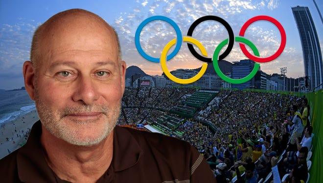 Journal Sentinel reporter Gary D'Amato is covering the pursuits of Wisconsin's Olympians at the 2016 Summer Games in Rio.