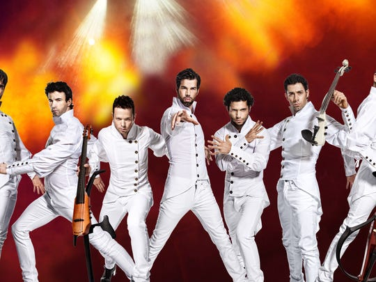 The Flamenco Kings, seven brothers who are the world's