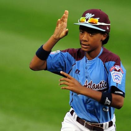 Mo'ne Davis  appeared in a commercial for Chevrolet