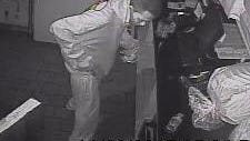 Police are looking for a man who stole money from the Grand Eastern Chinese restaurant in Sussex earlier this month.