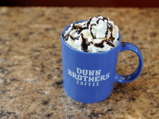 Dunn Brothers Hot Chocolate