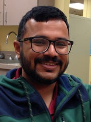 Vivek Lawana, Iowa State University's 2017-18 Graduate