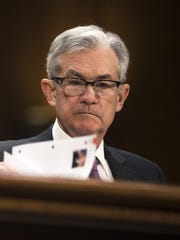 "The central bank's theme Wednesday, in its statement and in a news conference by Chairman Jerome Powell, is that it will remain continually ""patient"" about pursuing any further rate hikes. In his news conference, Powell used some version of the word ""patient"" no fewer than 10 times."