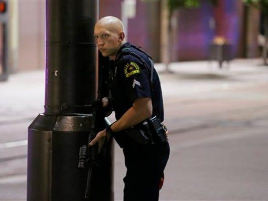 Dallas Policía