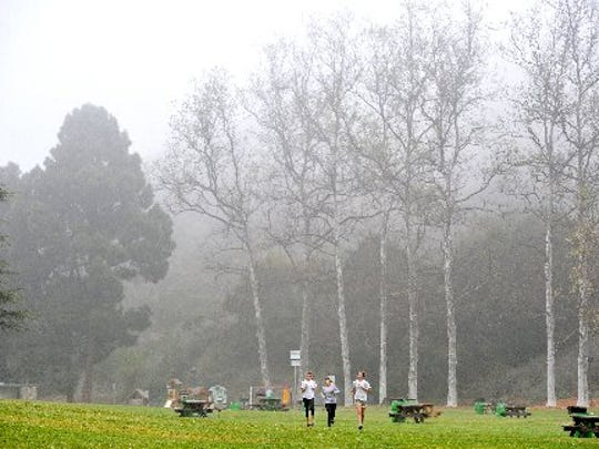 Hike, yoga and meditate Saturday at Arroyo Verde Park.