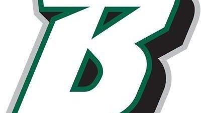 Binghamton University logo.