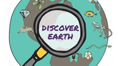 The Discover Earth exhibit will be open during regular hours at the Scheben Branch of the library from May 14 to Aug. 5.