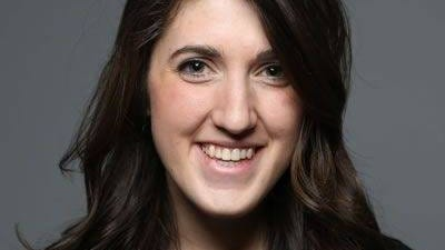 Kelly McGowan, an Iowa State graduate and a four-year member of the Des Moines Register staff, has been named the editor of the Ames Tribune. Photo special to the Tribune/Kelly McGowan
