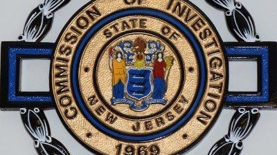 State Commission of Investigation logo.