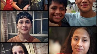 Alejandra , Jorge, Nicole, Marco are in need of a family and hope that you would welcome them into your home.