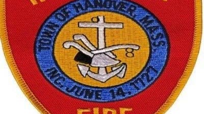 Hanover Fire Department badge
