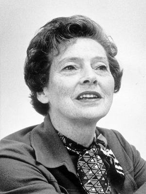Bobbie Sterne served two terms as mayor of Cincinnati, from 1975-1976 and 1978-1979.