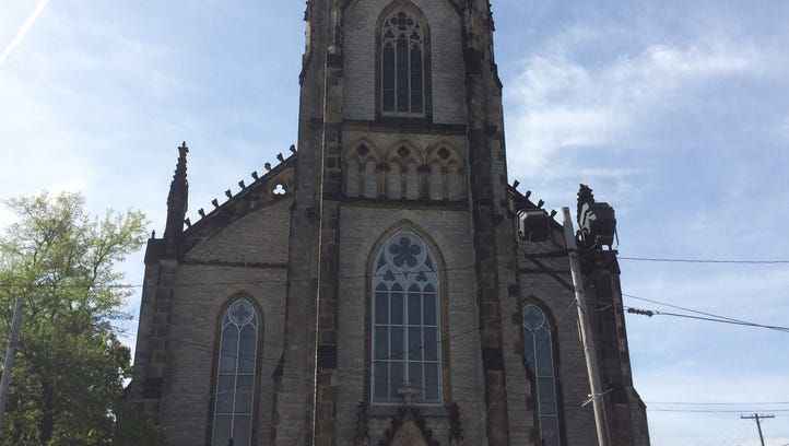 A project to restore the steeple and bell tower of