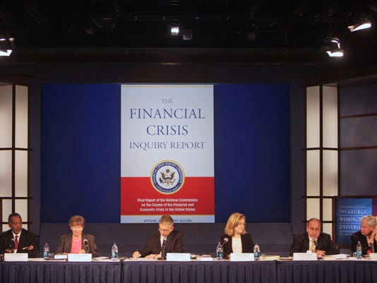 #file Financial Crisis Inquiry Commission