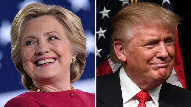 Hillary Clinton and Donald Trump will face off for their second debate on Oct. 9, 2016, in St. Louis.