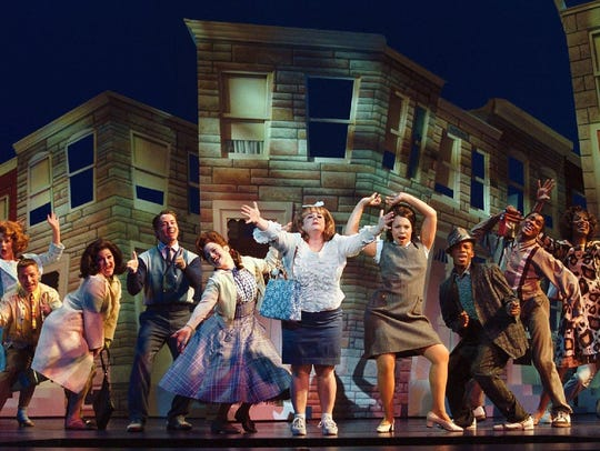 Marissa Jaret Winokur starred as Tracy Turnblad in