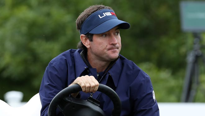 Bubba Watson says his experience as an assistant captain at the Ryder Cup 'meant more to me than any other golf event.'