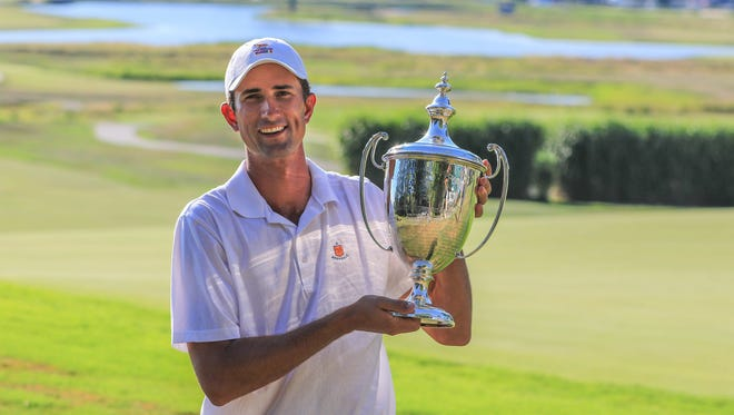 Stewart Hagestad made a 15-footer on the 38th hole to beat Ethan Ng in the Met Amateur final.