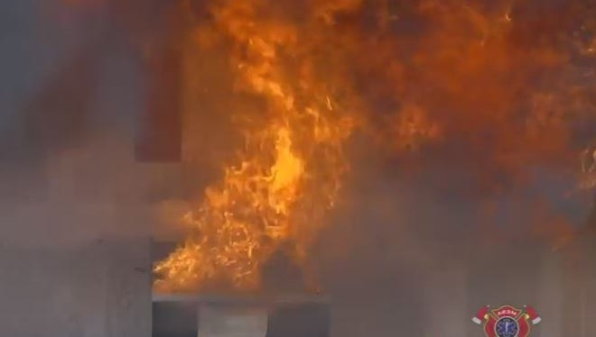 Cooking fires are most common during the holiday season