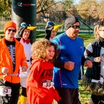 27 photos: Haunted Hollow 5K in Urbandale