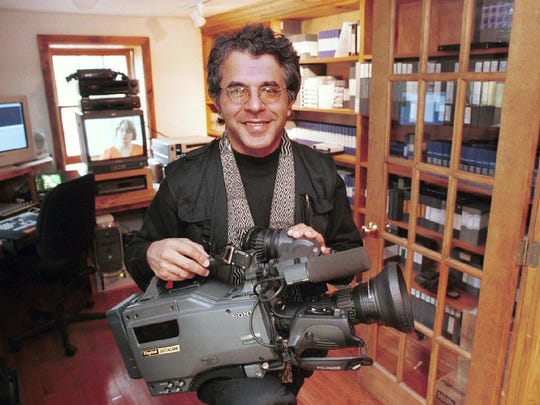 """Award winning documentary filmmaker Slawomir Grunberg will be the guest speaker at the screening of """"A Grain of Truth"""" at Lafayette Theater on March 12. The film is part of the JCC Rockland's Jewish Film Festival which runs through April 5."""