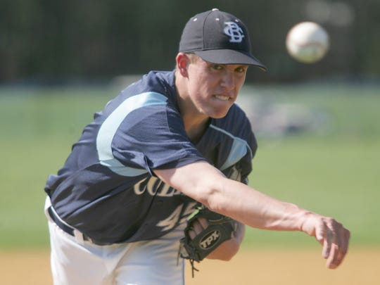 Pat Light was a standout pitcher for CBA, closing out his career in 2009 with a 20-0 record over three seasons.
