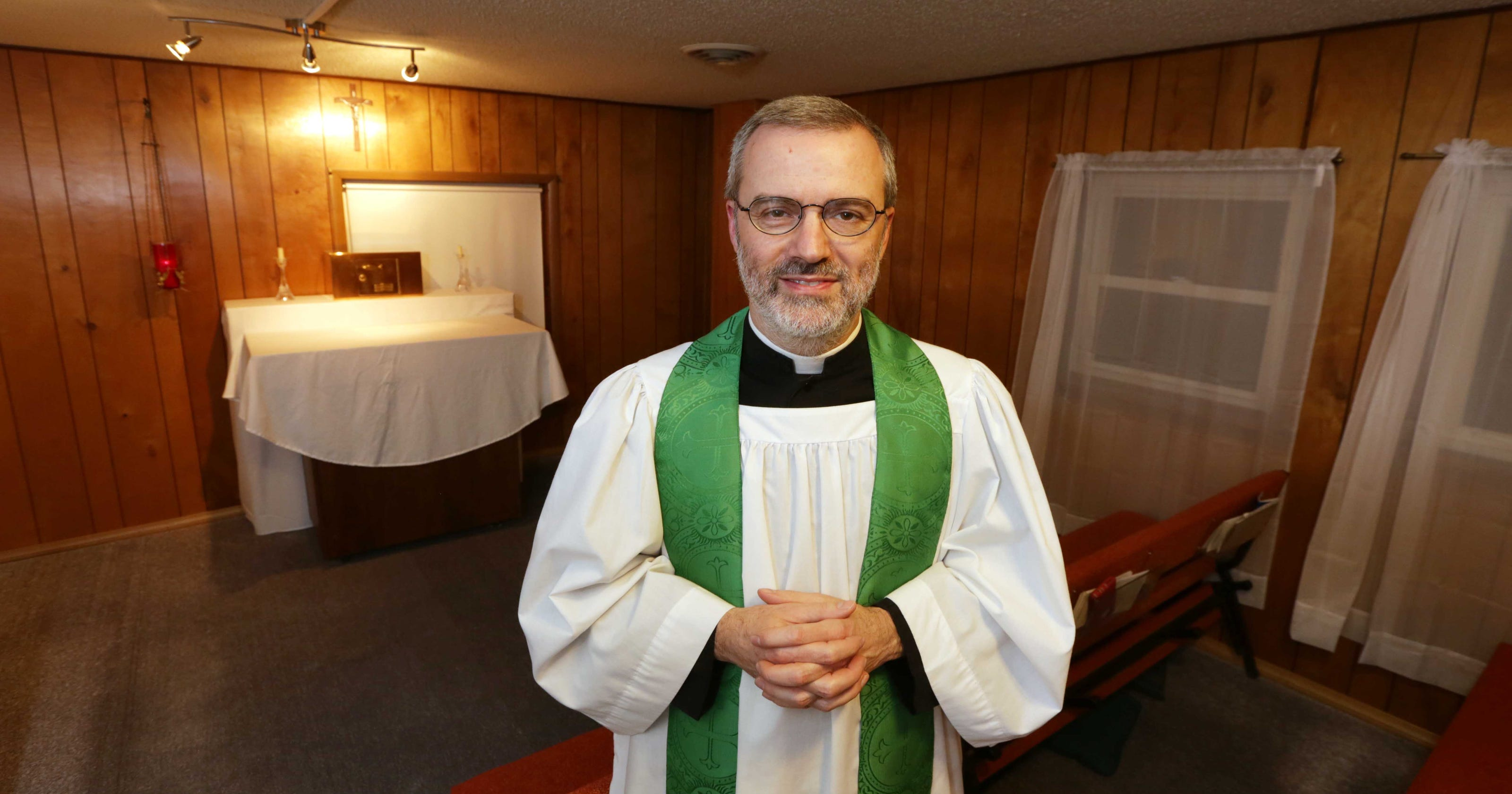 Priests Journey Home To Catholicism