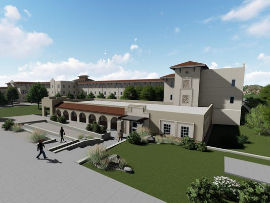 New Residence Hall image