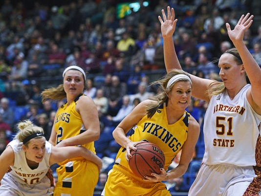Augustana-Northern State Women's Basketball