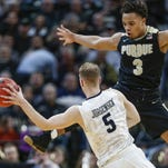 Purdue shows defensive potential in win over Butler in Crossroads Classic