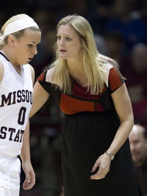 Kellie Harper, a former point guard at Tennessee and coach at North Carolina State, was hired as coach of the Missouri State Lady Bears in April.