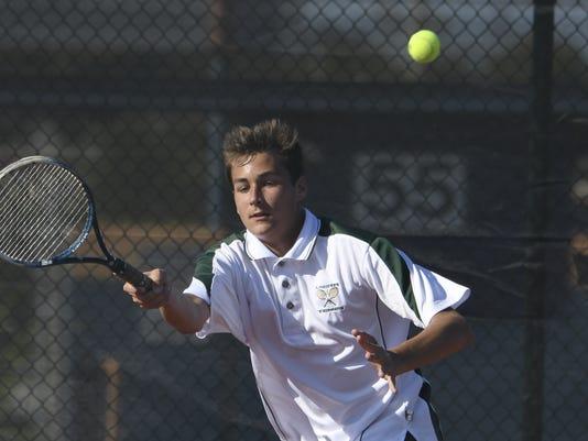 High School Tennis: Viera at Eau Gallie