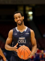 Old Dominion guard Trey Freeman poured in 25 points