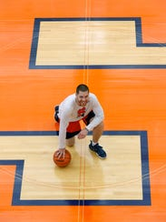 Eric Devendorf's 1,680 points rank 14th on SU's all-time