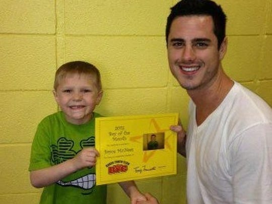 """Before becoming the """"Bachelor,"""" Ben Higgins spent his"""