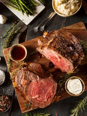 Several casinos are serving prime rib for Christmas.