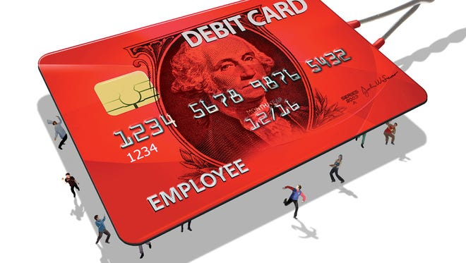 Slapped with Debt Fees
