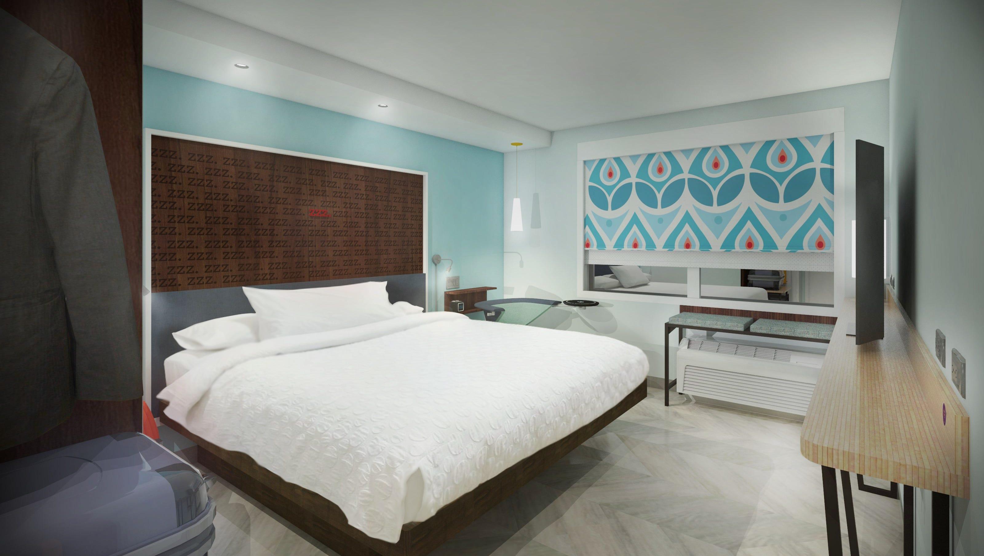 Hilton announces new affordable hotel brand, Tru
