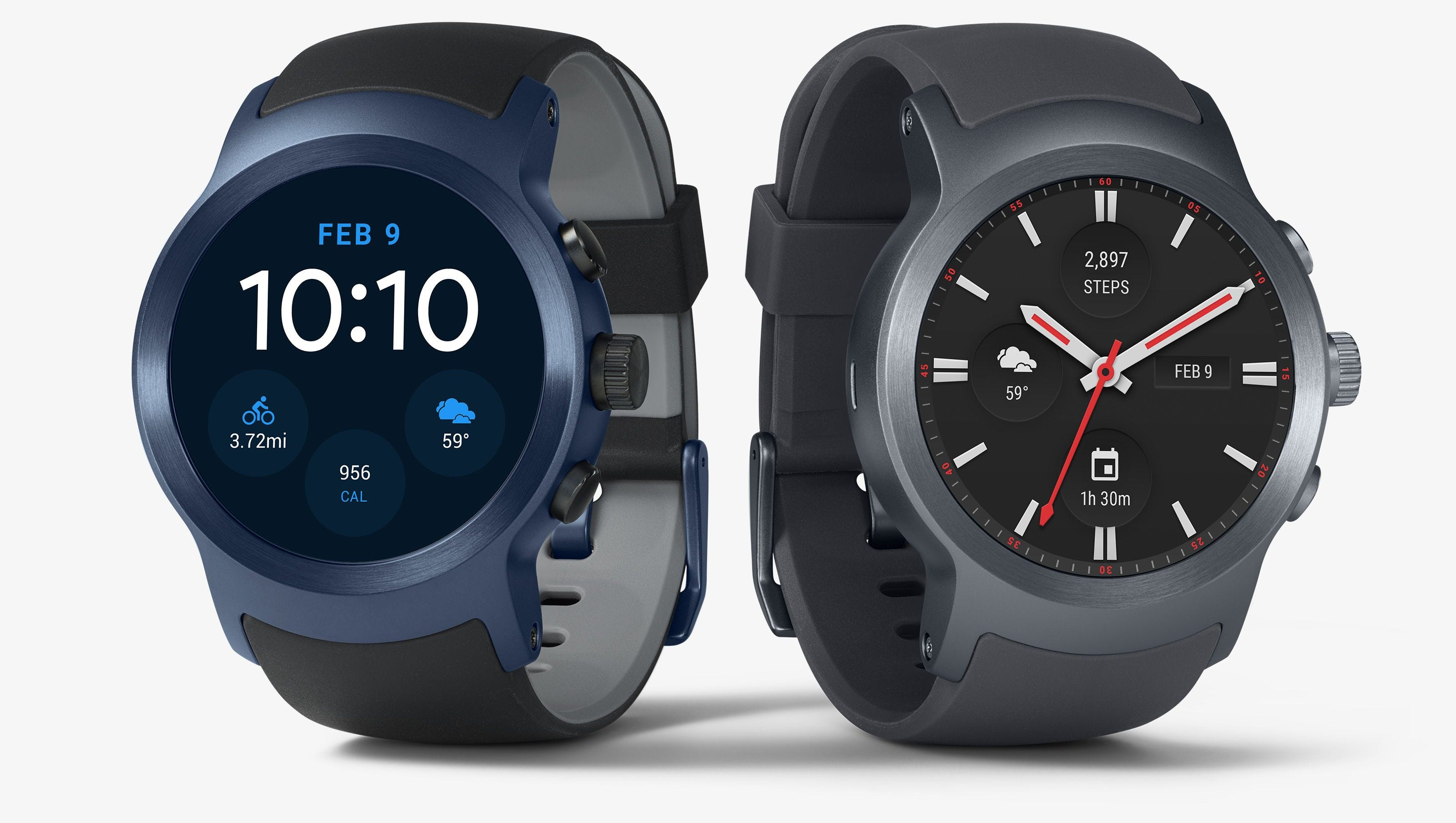 Android Wear android wear 2.0 clocks in with smarter smartwatches