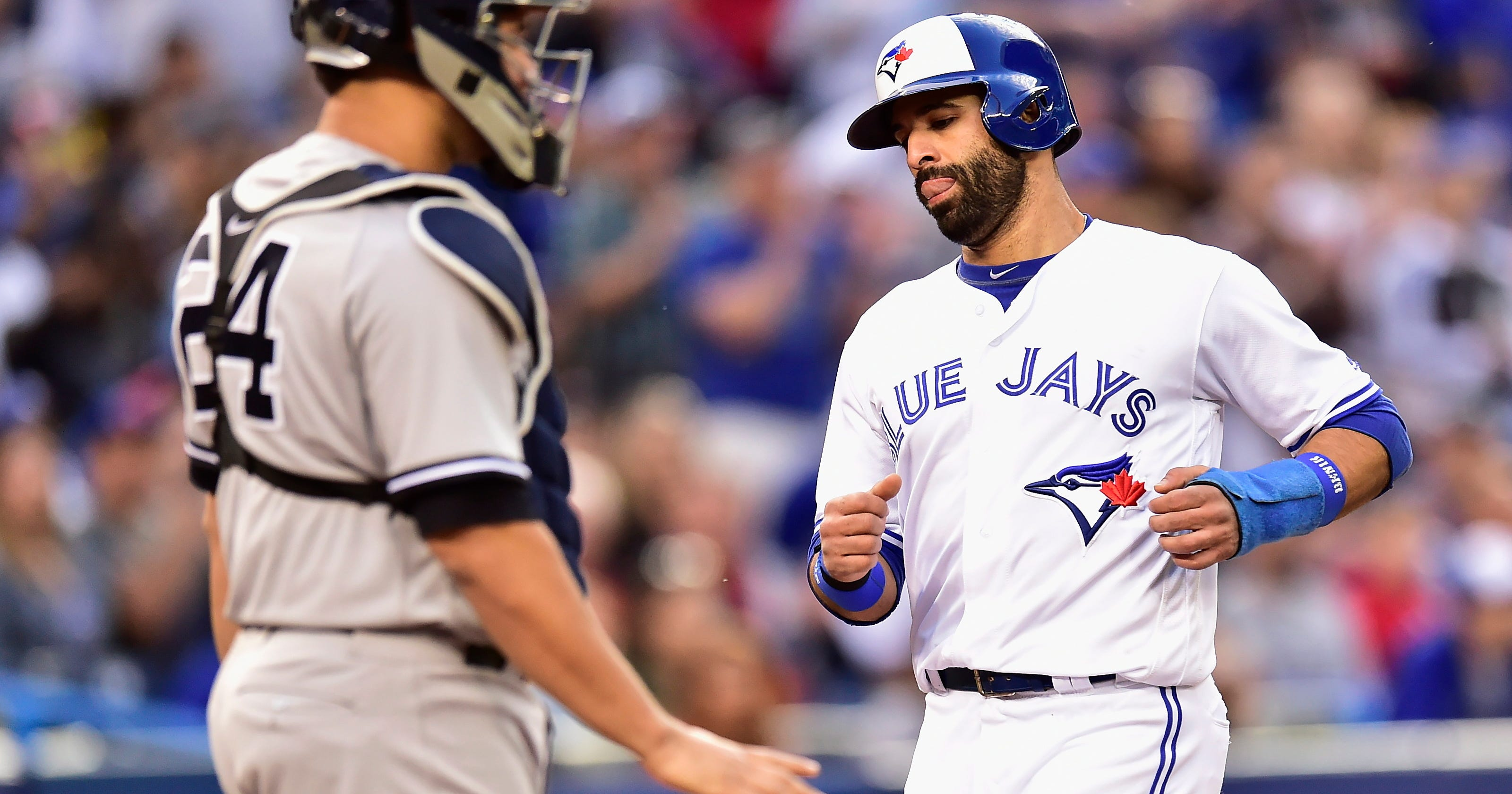 cheap for discount 51605 1bfef Does signing Jose Bautista make sense for the NY Mets?