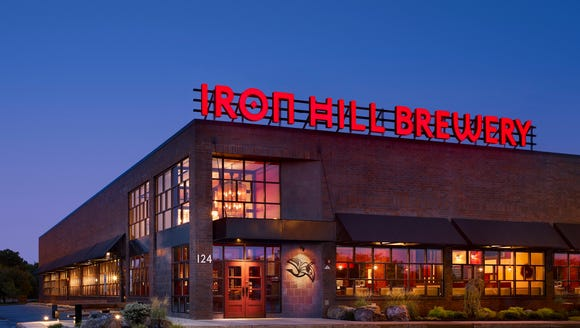 Iron Hill Brewery in Maple Shade will support a dozen